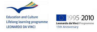 Programa Leonardo Da Vinci.